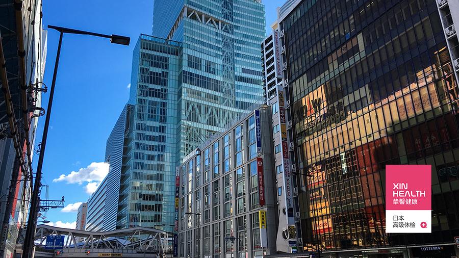 大阪魅力街景