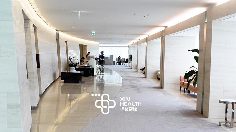 日本高级体检医院内部环境设施