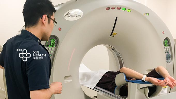 日本体检CT检查