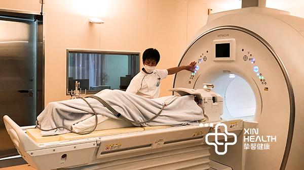 日本体检项目核磁共振