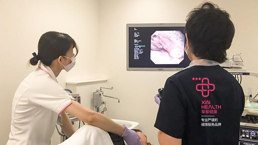 日本体检项目鼻腔进入式胃镜