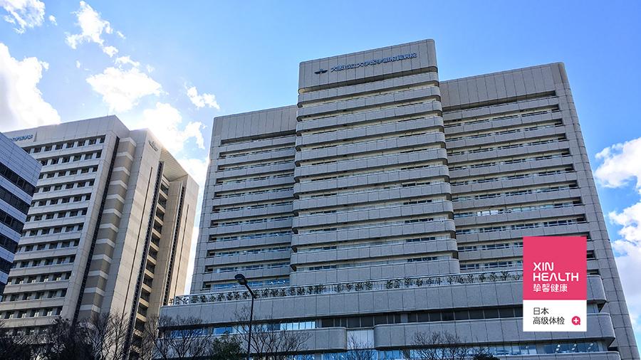 体检医院大楼