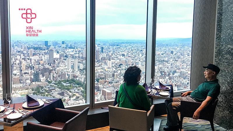 高级体检去日本