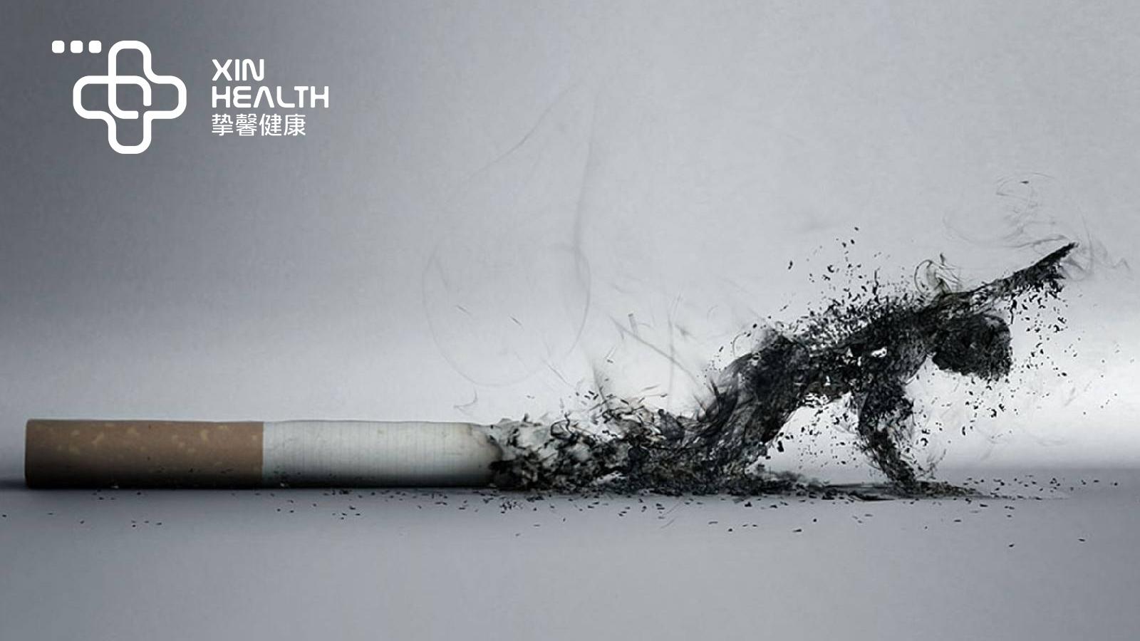 吸烟对肺部的危害大