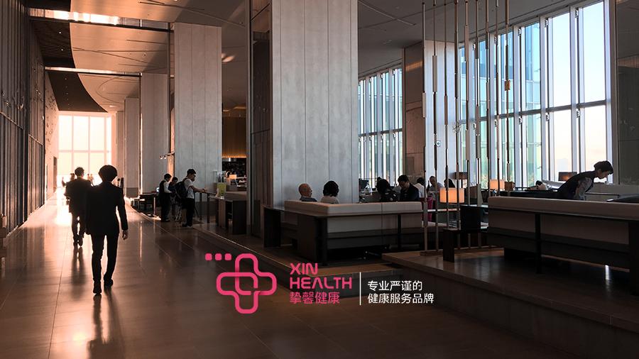 日本体检后餐饮服务
