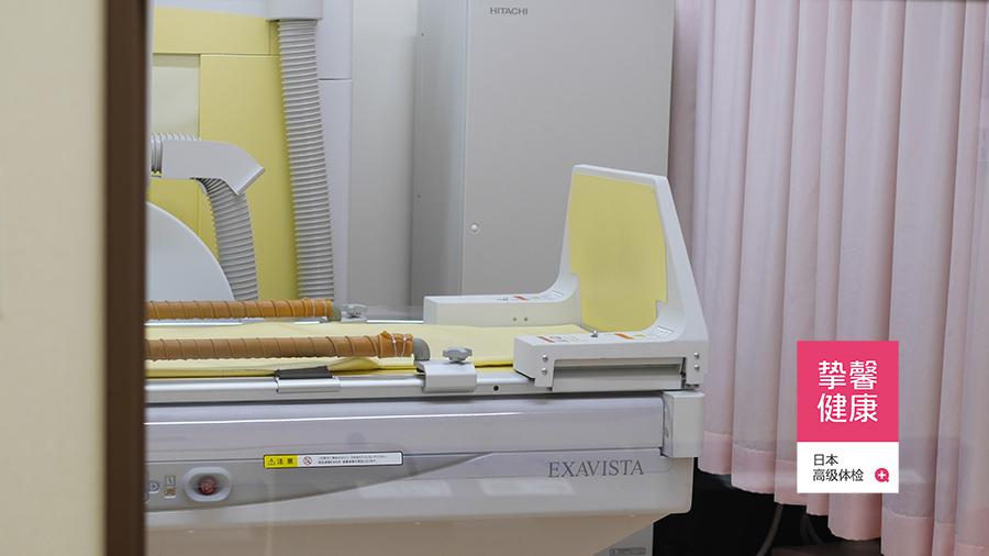 女性专用体检仪器