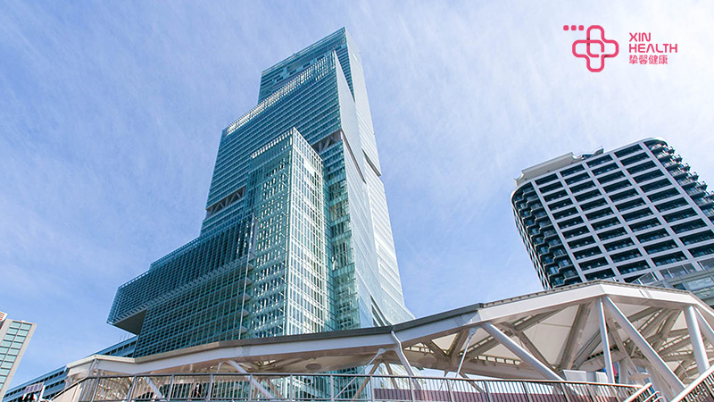 挚馨健康体检日本最高楼