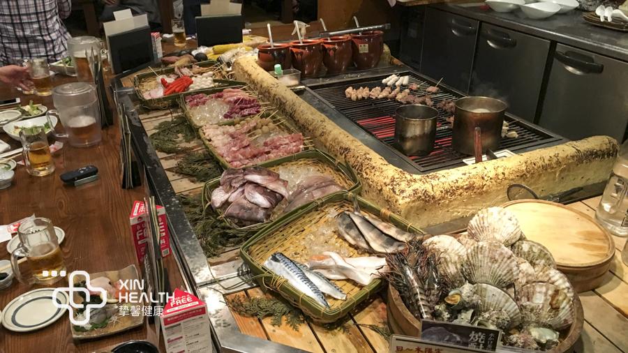 吃海鲜补充该