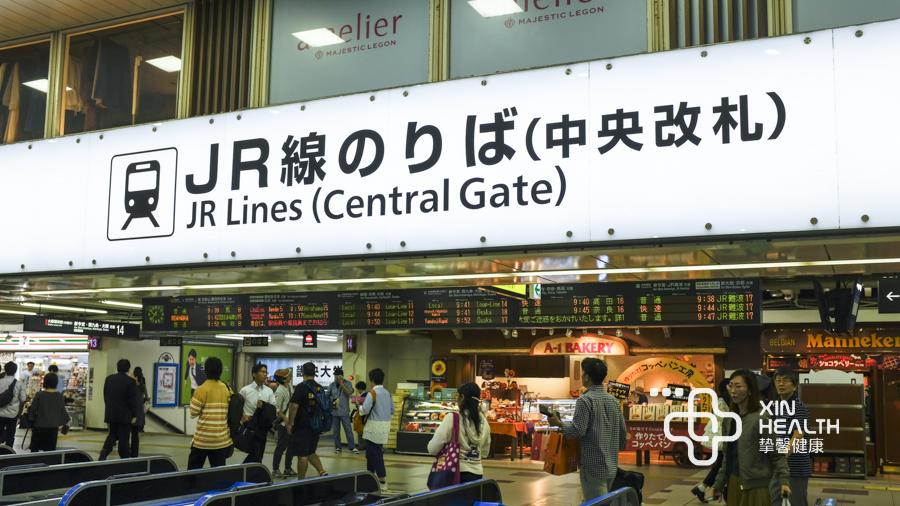 日本轨道交通
