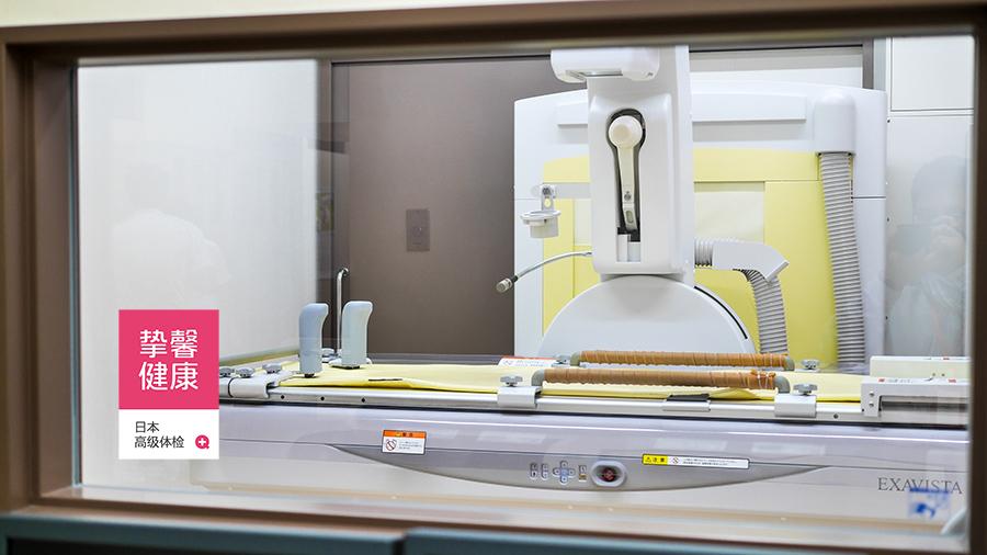 日本防癌体检