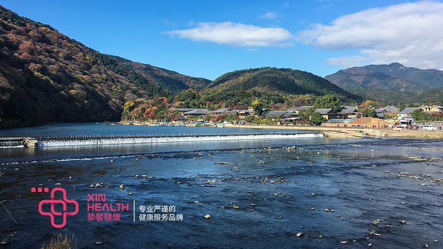 环境超好的日本