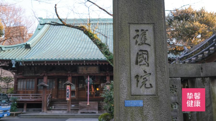 日本独特风格的古建筑