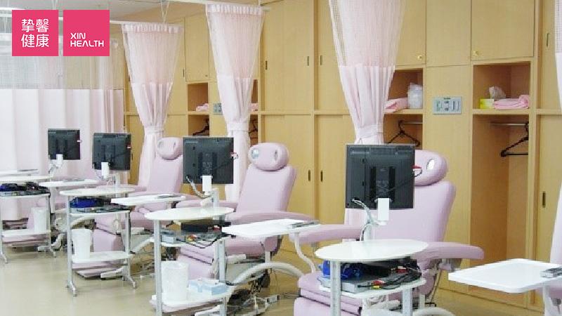 九州大学病院 化疗室