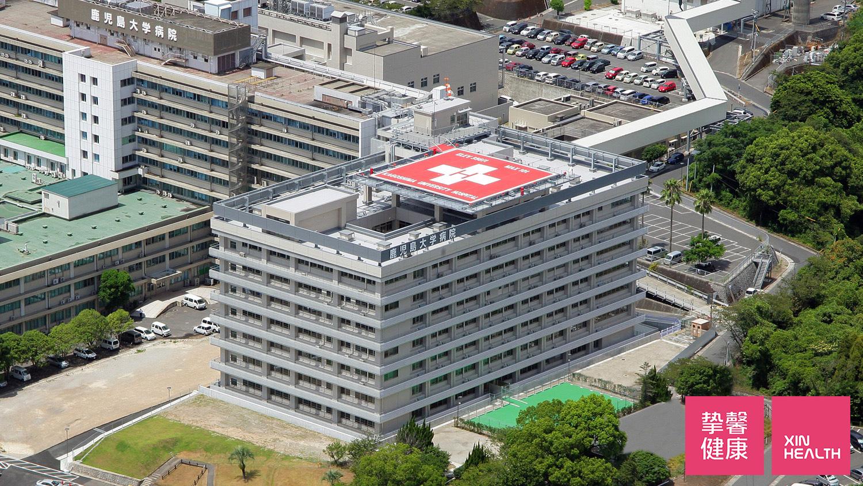 鹿儿岛大学医病院 全貌