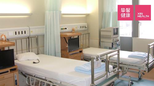 德岛大学病院 病房环境