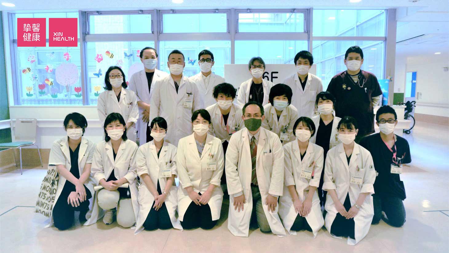 岛根大学病院医学部附属病院 儿科团队