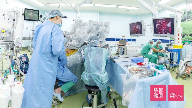 岡山大学病院 消化科手术现场