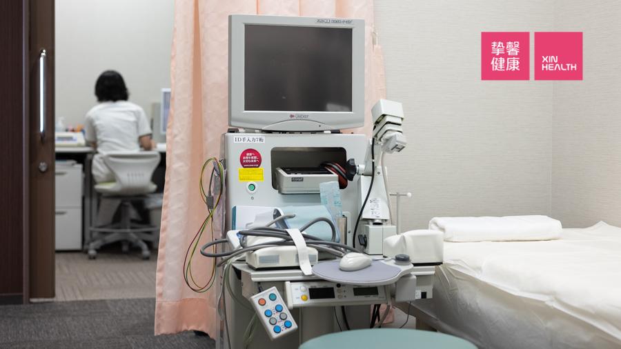 日本高级体检 医院环境