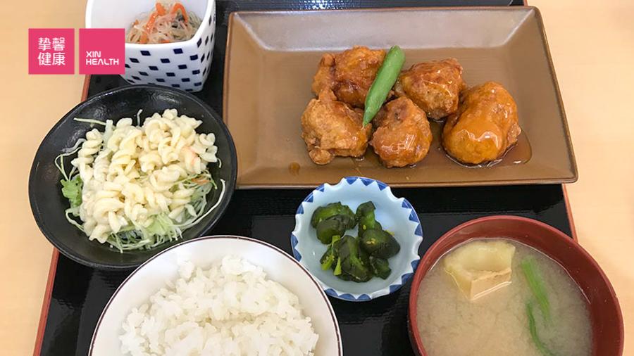 金沢大学病院 住院餐食