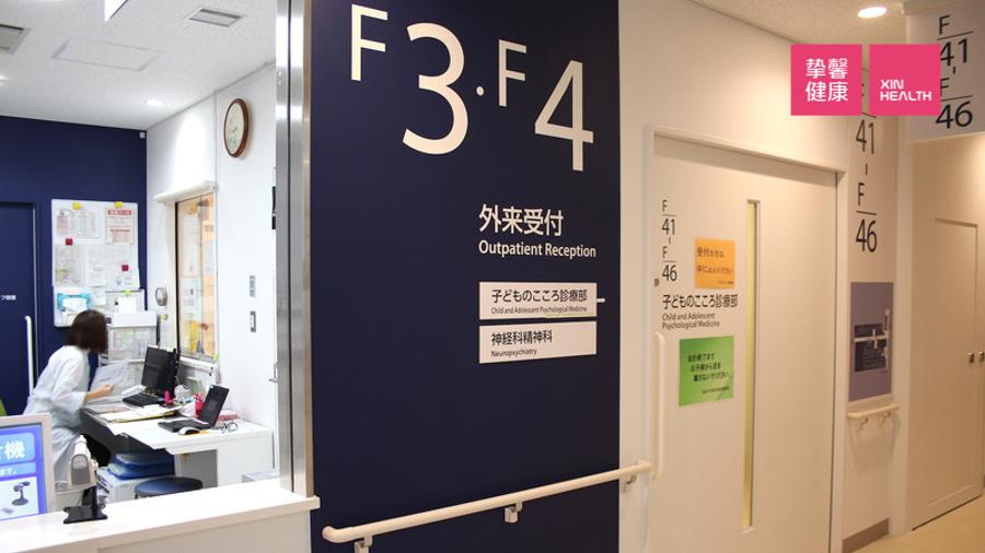 福井大学医学部附属病院 门诊大厅