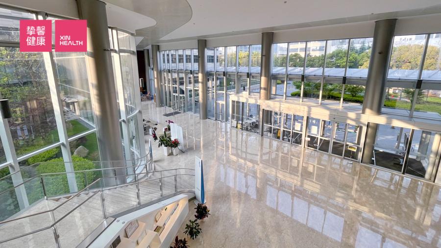 国内高级体检 医院大堂环境