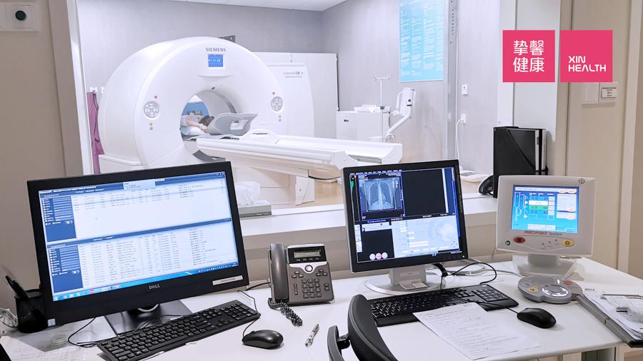 国内高级体检 腹部CT检查