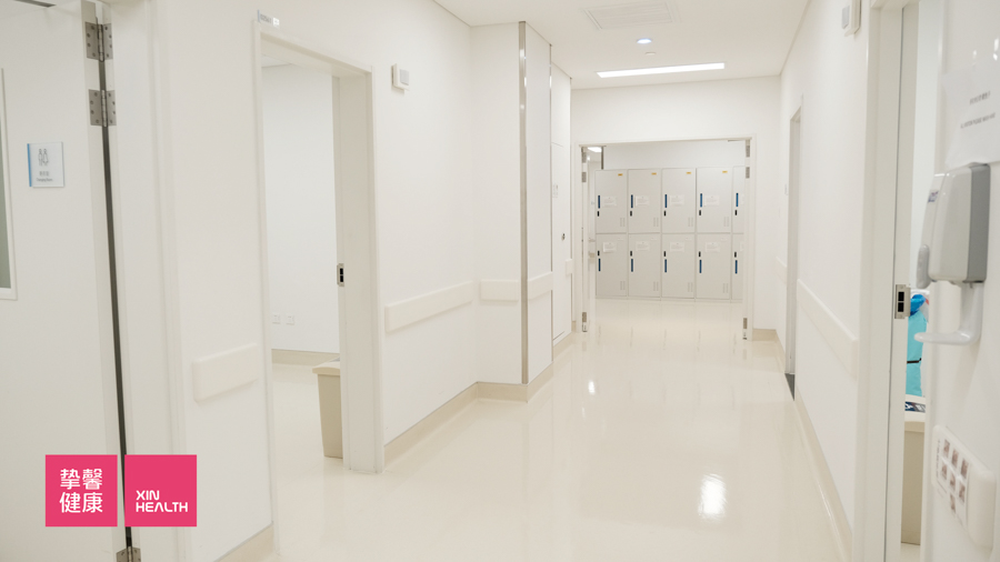 国内高级体检 内镜室环境