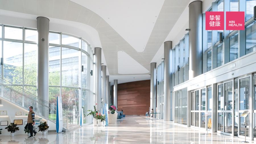 国内高级体检 医院大堂