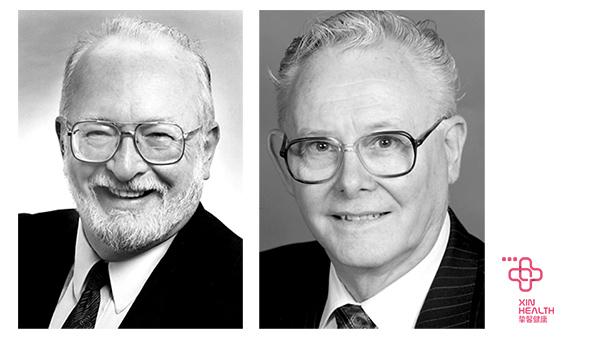 2003年诺贝尔生理学医学奖得住保罗·劳特布尔(Paul C. Lauterbur)和彼得·曼斯菲尔德(Peter Mansfield)