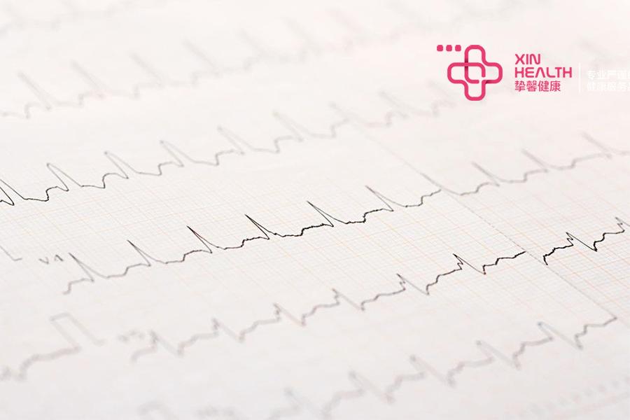 去日本体检心脏病