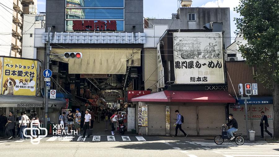 日本街道特色