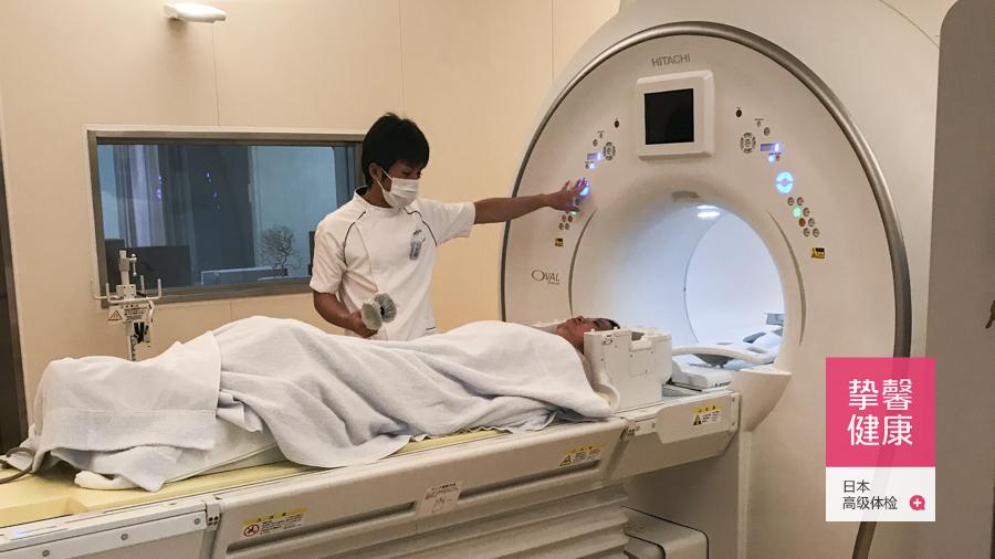 日本体检核磁共振检查项目