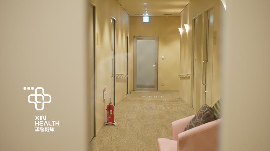 日本特定功能性体检医院内部环境