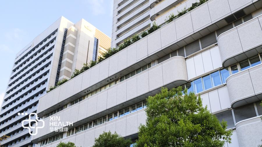 日本精密体检医院大楼