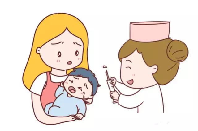 儿童接种疫苗