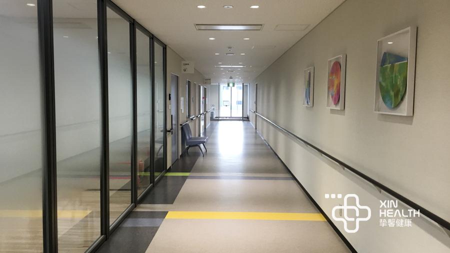 日本医院走廊