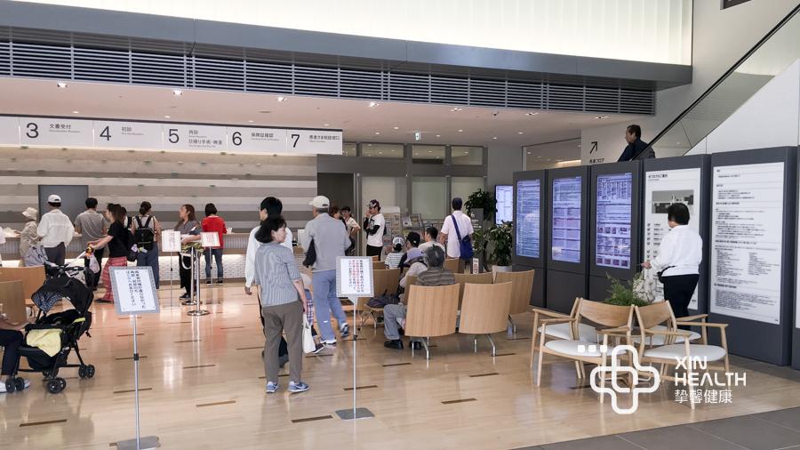 排队预约日本高端体检
