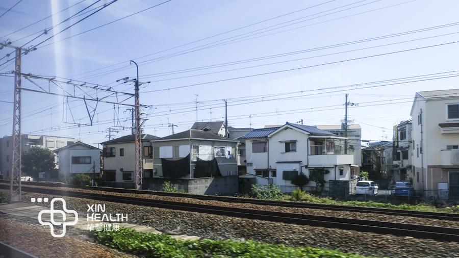 干净的日本街道