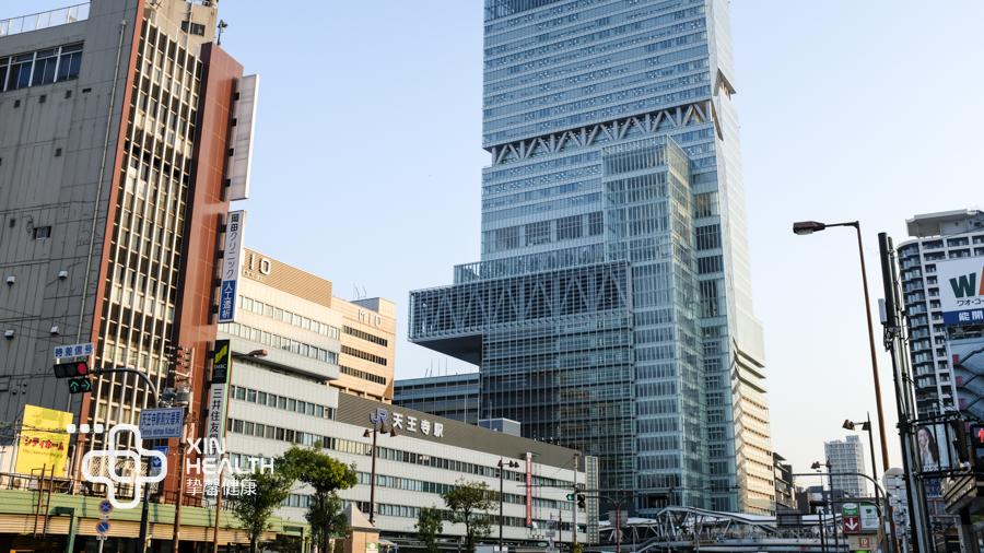 日本高级体检医院体检部大楼