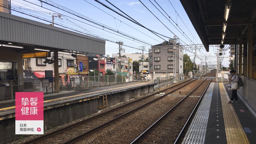 日本铁路JR站台