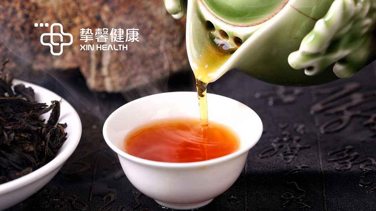 喝茶在中国一直是一种文化