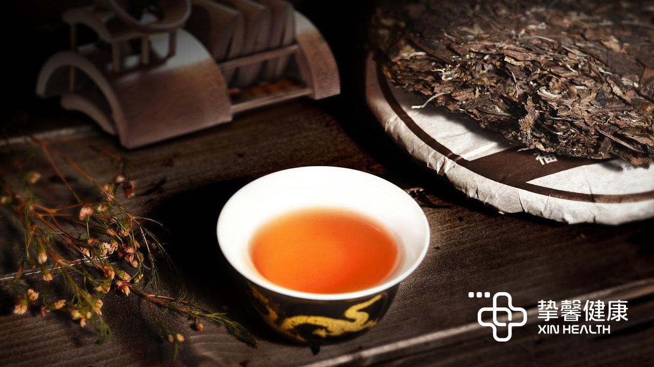 不同的茶有不同的功效