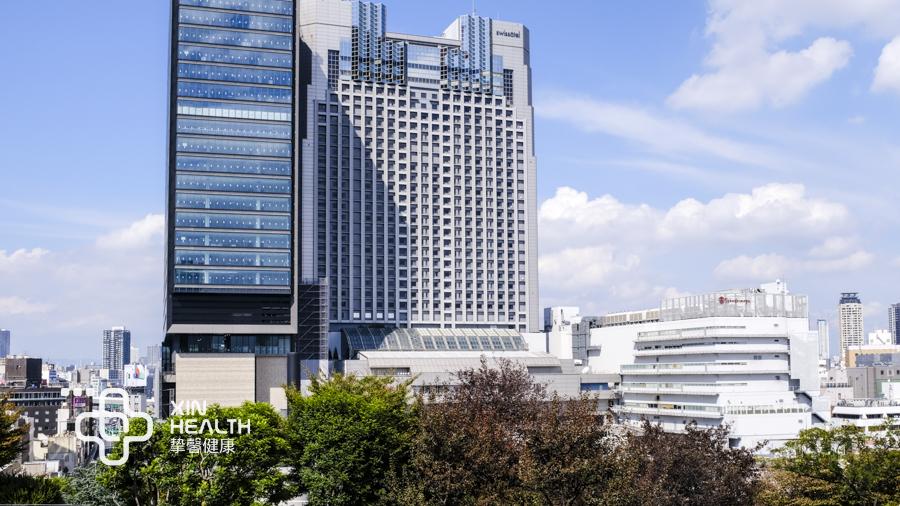 日本骨质增生体检医院大楼