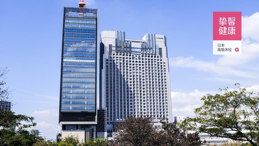 日本功能性医院体检部大楼
