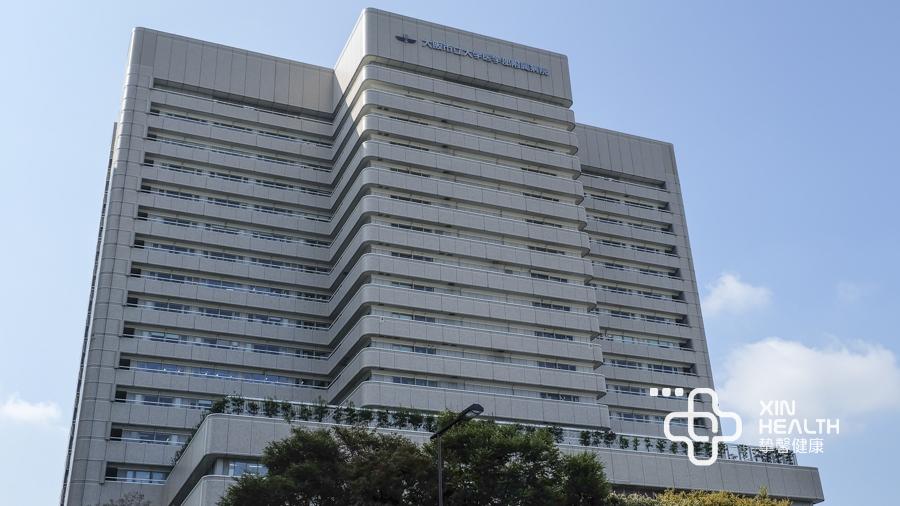 日本三级甲等医院住院部大楼