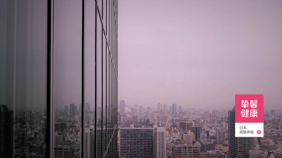 日本高端体检医院体检部大楼