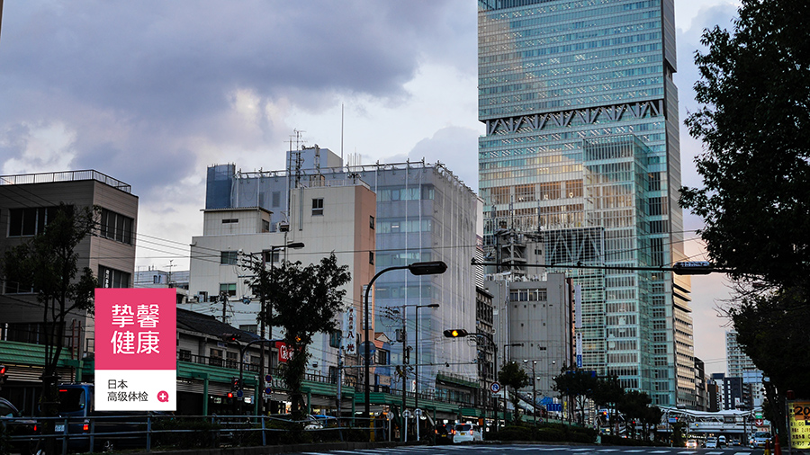 日本最高楼_日本高级体检所在大楼