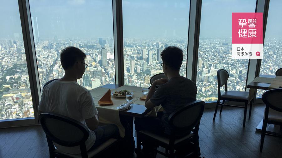 日本高端体检增值服务_星级餐饮