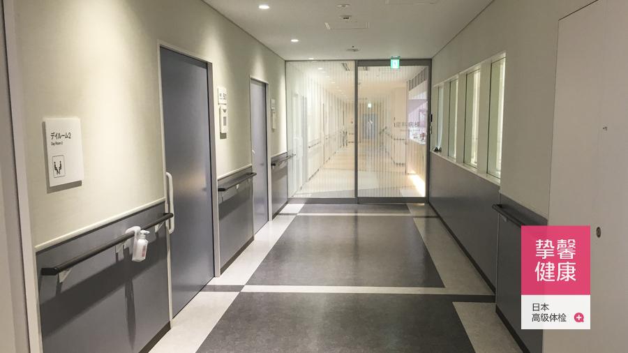 日本高级体验医院内部环境