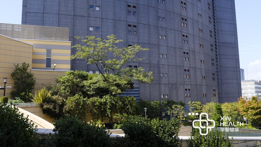 日本大阪市区大楼
